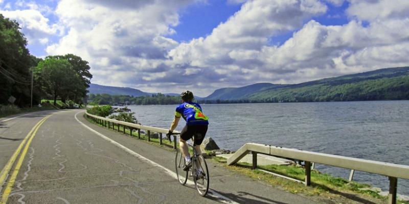 Bike Tour of the Finger Lakes of NY | Carolina Tailwinds