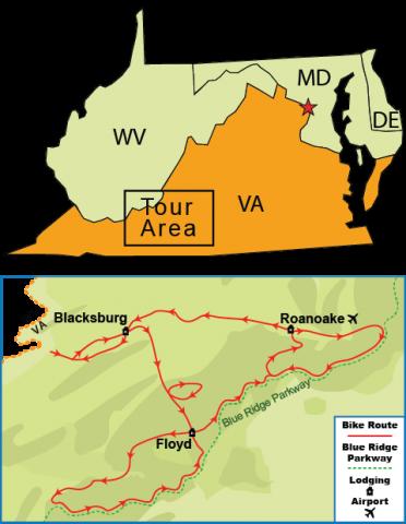 Carolina Tailwinds Bike Tours