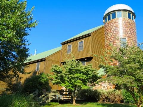 Fort Lewis Lodge, Bath County, VA