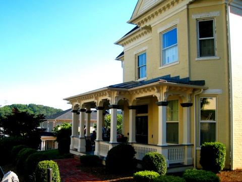 Frederick House, Staunton, VA