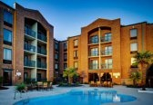 Your balcony at Courtyard New Bern overlooks the Neuse River in the heart of New Bern's historic district.