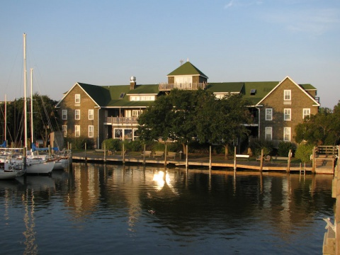 Tranquil House Inn, Manteo, NC